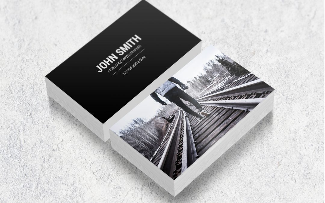 9 Crucial Parts to an Effective Business Card Design